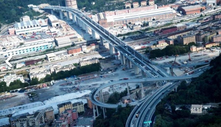 genova ponte nuovo
