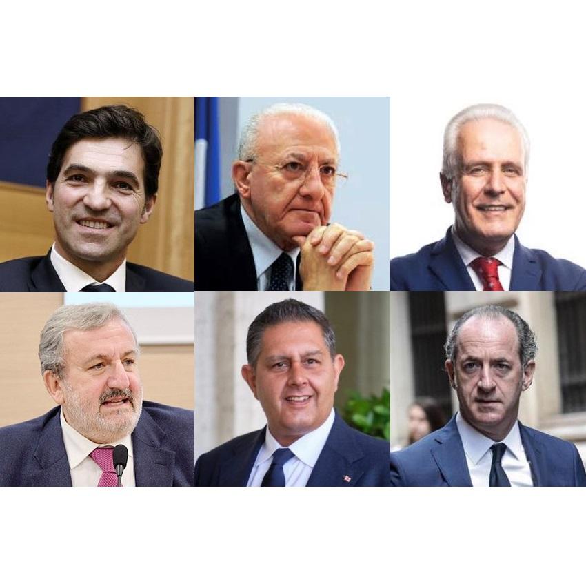 governatori regioni eletti 210920