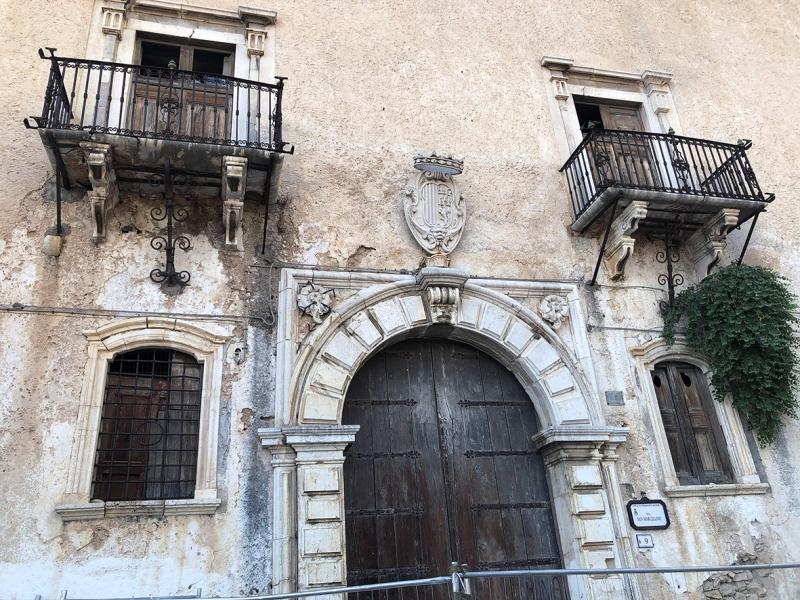 Piedimonte Matese_Palazzo Ducale