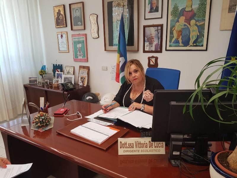 Vittoria De Lucia buonarroti caserta