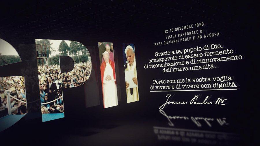 Giovanni Paolo II ad Aversa, 30 anni dopo – Video
