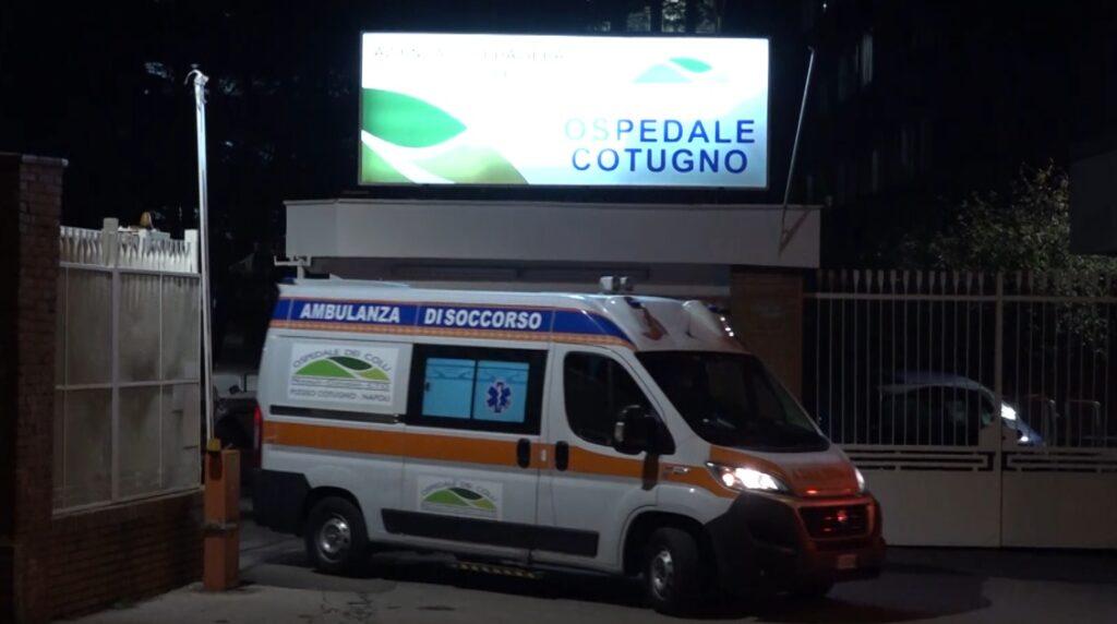 ambulanza cotugno