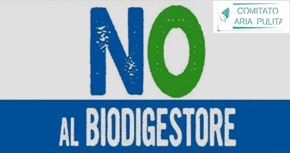 aria pulita no biodigestore