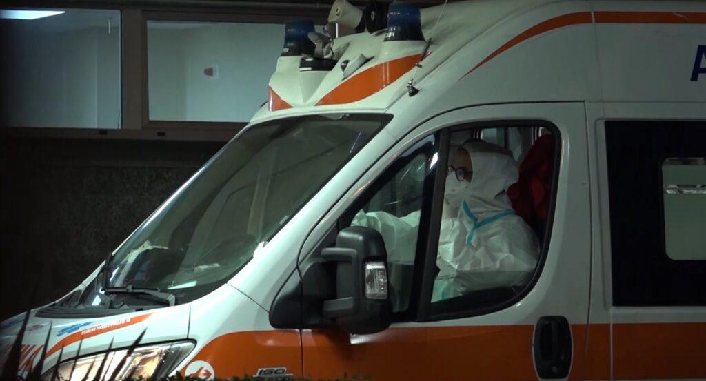 coronavirus covid ambulanza
