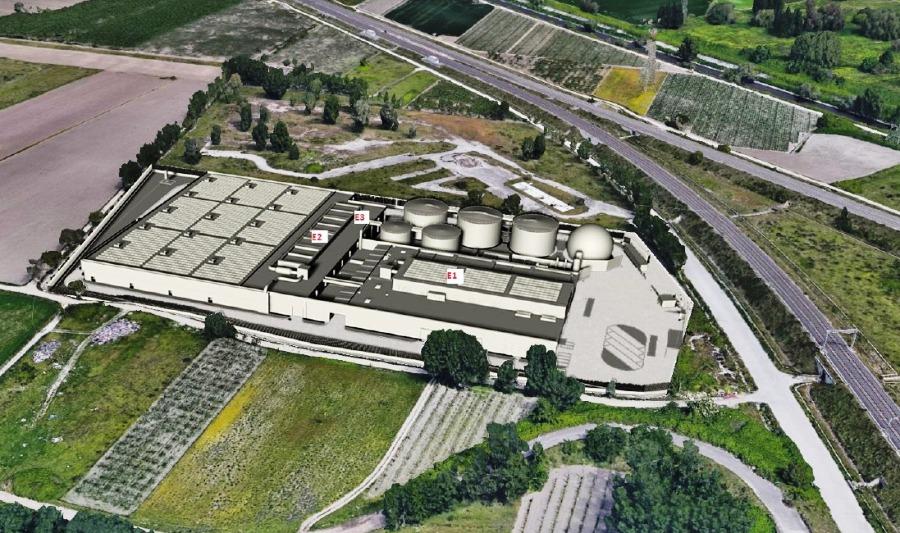 impianto biometano gricignano