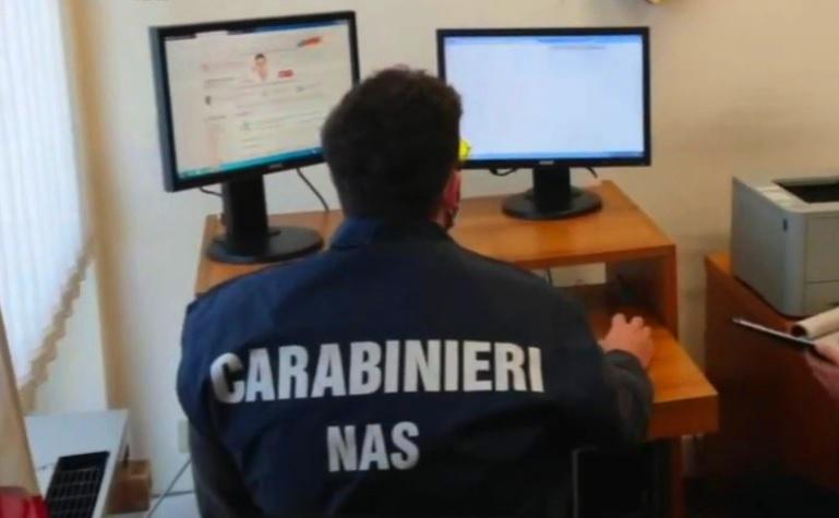 siti nas carabinieri