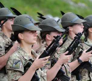 Donne e Forze Armate