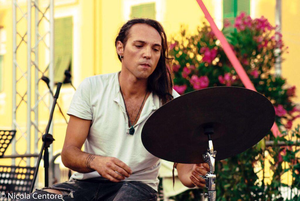 Franck Armocida (foto di Nicola Centore)