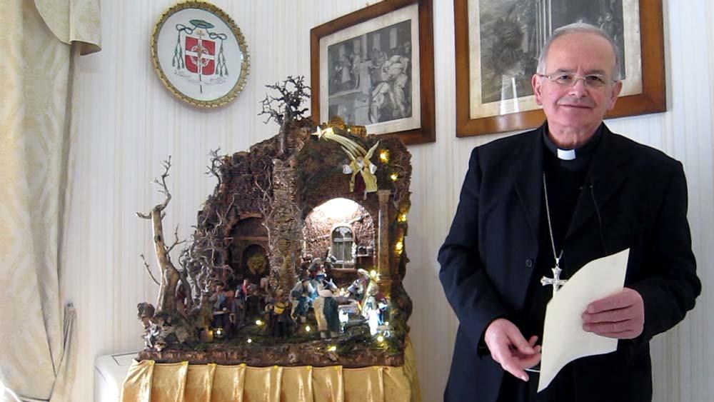 Messaggio di Natale 2020 di Mons. Spinillo 1