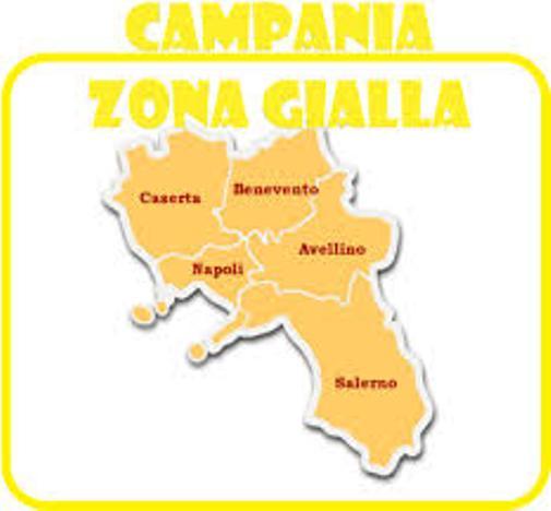 campania gialla