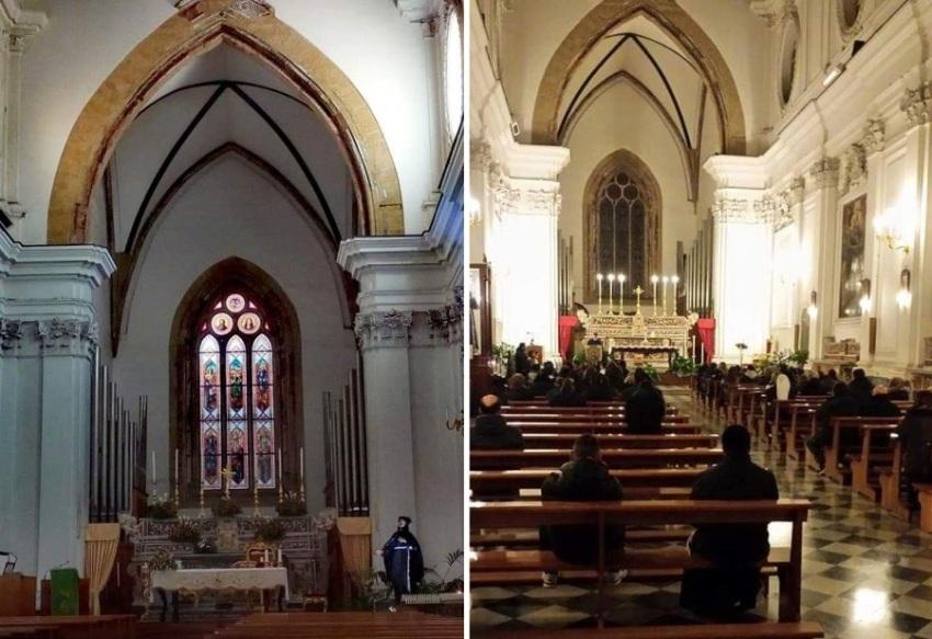 chiesa santantonio aversa