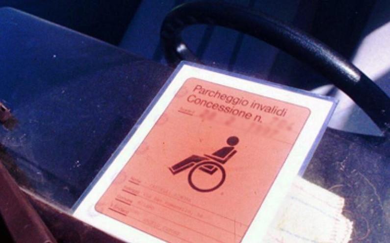invalidi permessi