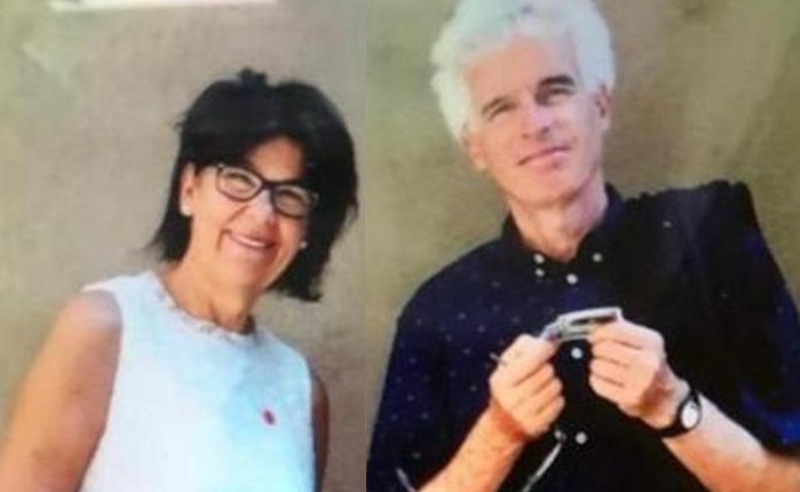 bolzano Peter Neumair e Laura Perselli