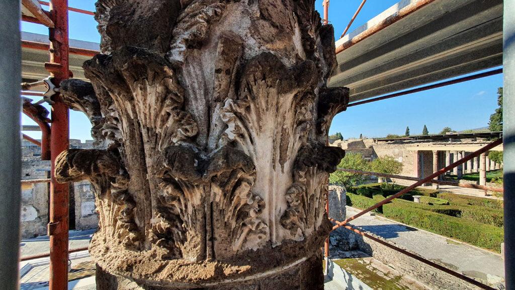 pompei colonne casa fauno (2)