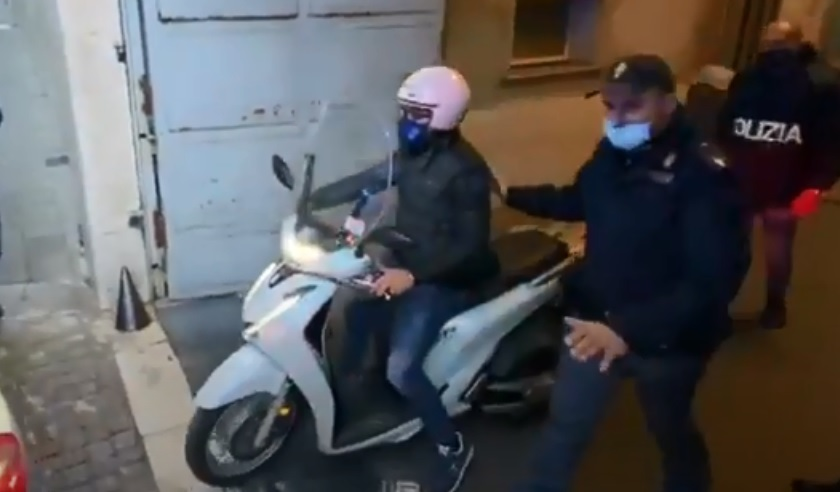 rider scooter