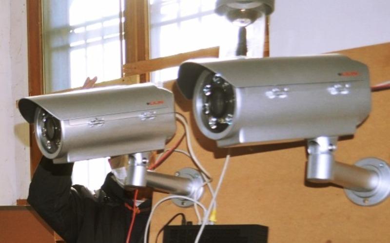 telecamere inviate dal ministero dell'ambiente