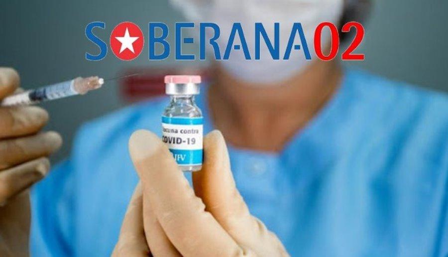 Soberana vaccino cuba