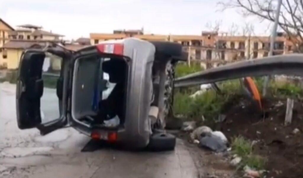 incidente ponte cesa