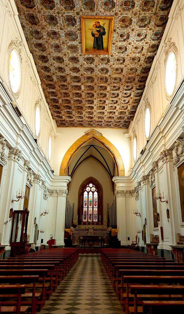Aversa, Riapertura Chiesa S. Antonio al Seggio 1