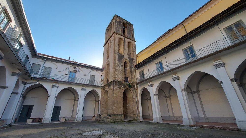Aversa, Riapertura Chiesa S. Antonio al Seggio 4