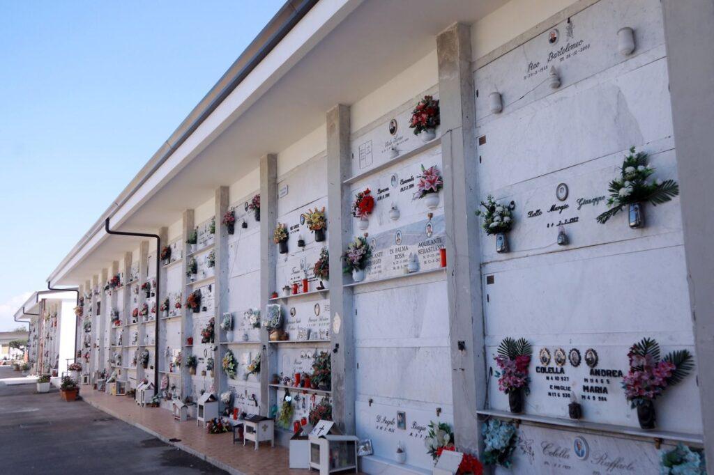 cimitero gricignano riqualificazione (3)