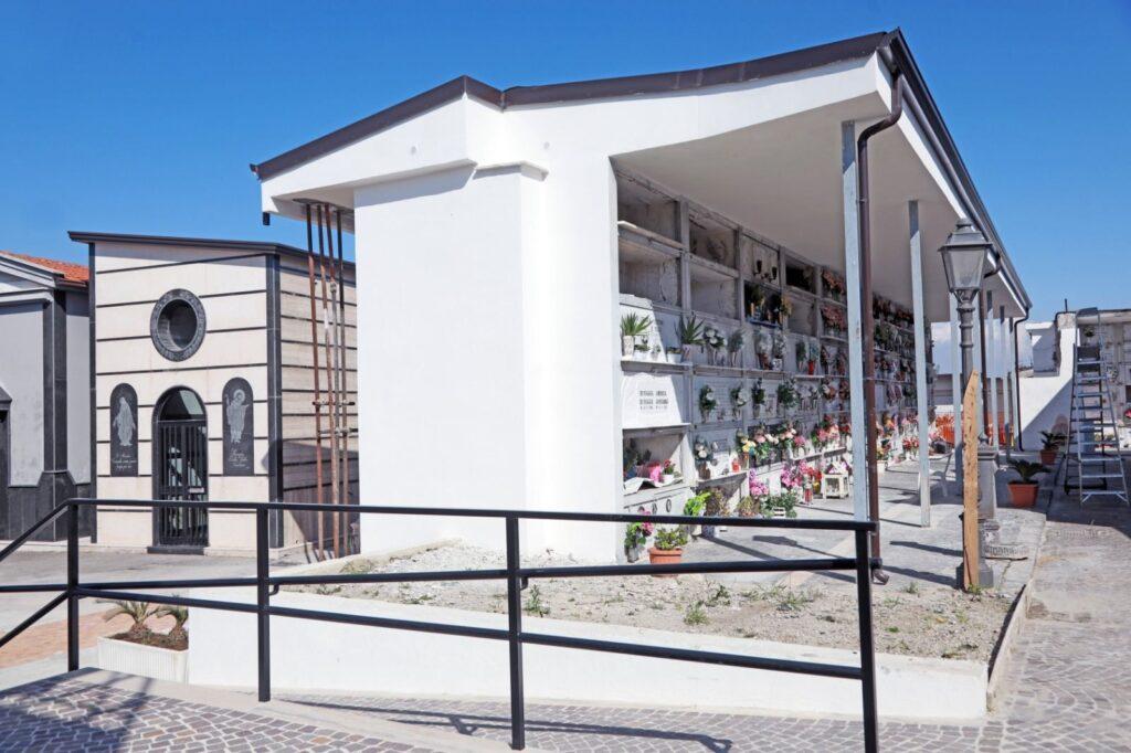 cimitero gricignano riqualificazione (8)