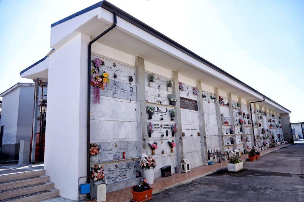cimitero gricignano riqualificazione (9)