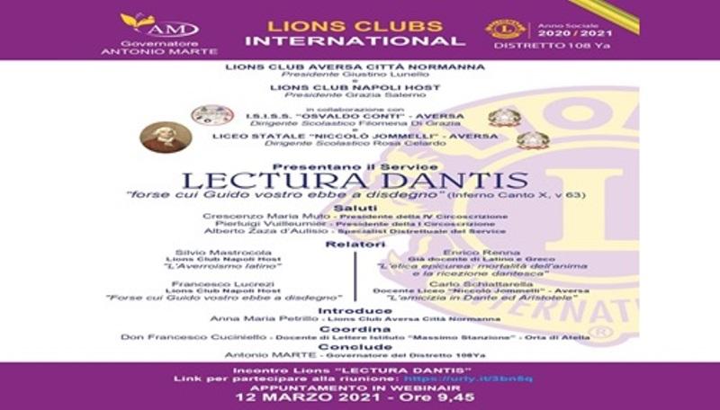 lions dante