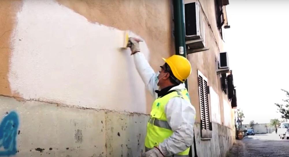 murales rimozione