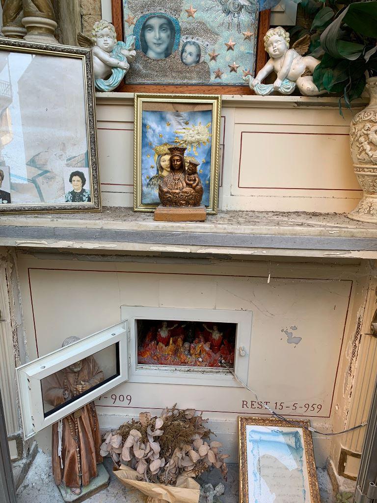 napoli altarino camorra ivone (3)