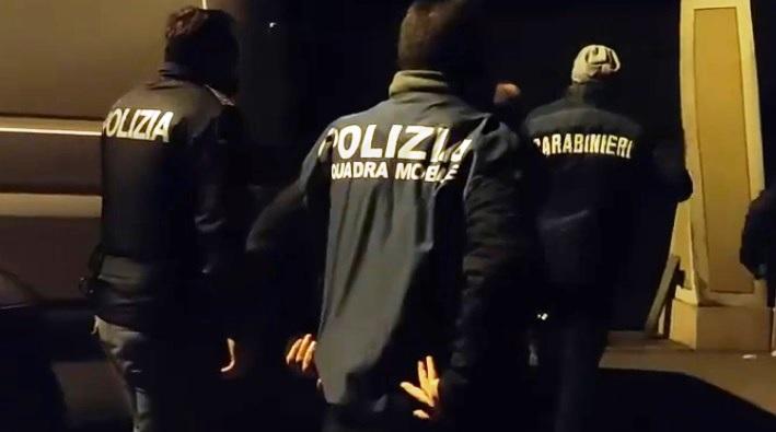 polizia carab perseverance