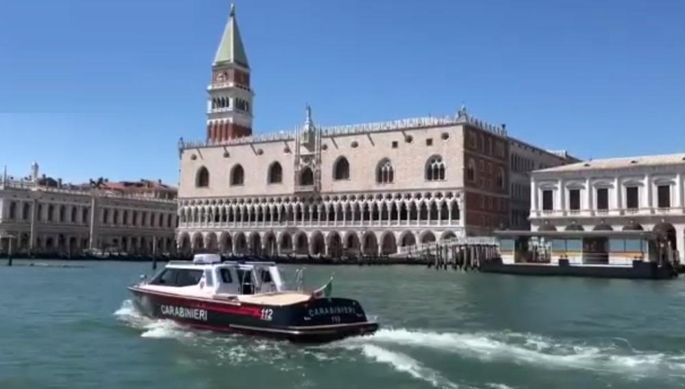 venezia carabinieri