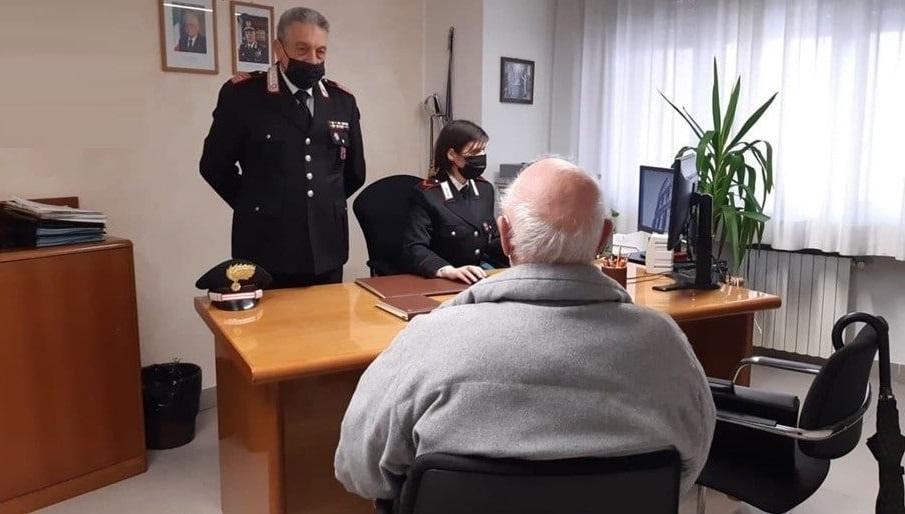 carabinieri vaccini prenotazioni