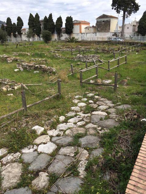 mondragone appia antica rifiuti (4)