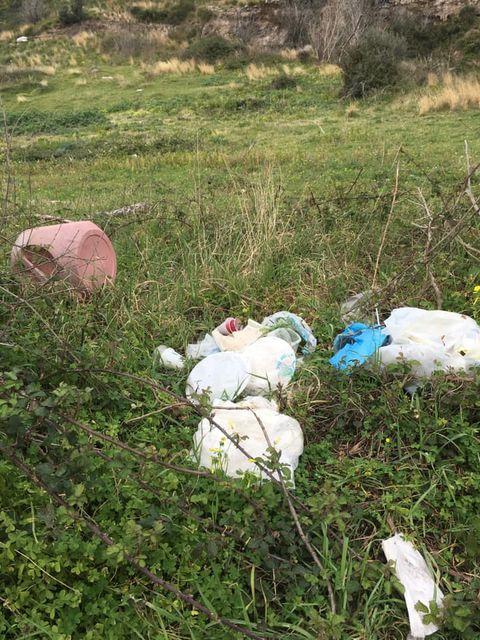 mondragone appia antica rifiuti (40)