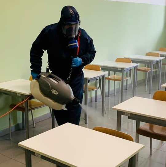 scuola covid sanificazione7