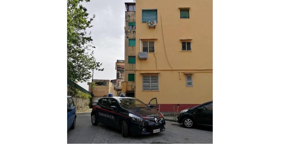 carabinieri napoli rione traiano