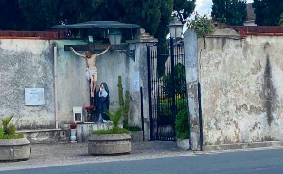 cimitero gricignano