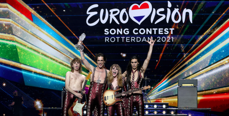Eurovision Song Contest 2021 – Grand Final