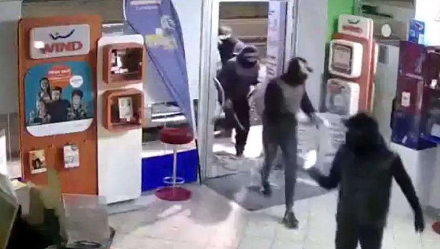 furto telefonia
