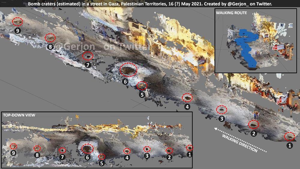 israele bunker bombe
