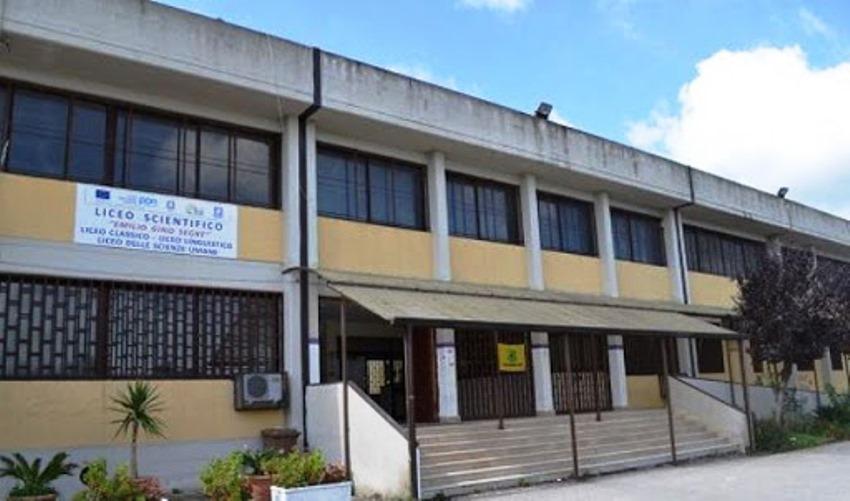 liceo segre san cipriano