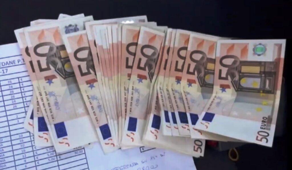 noto 50 euro soldi