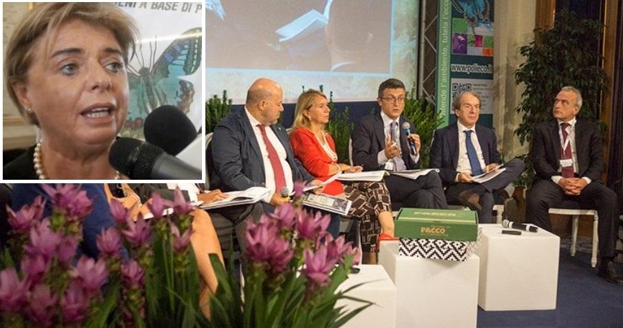 procuratore Nitti al Forum Polieco