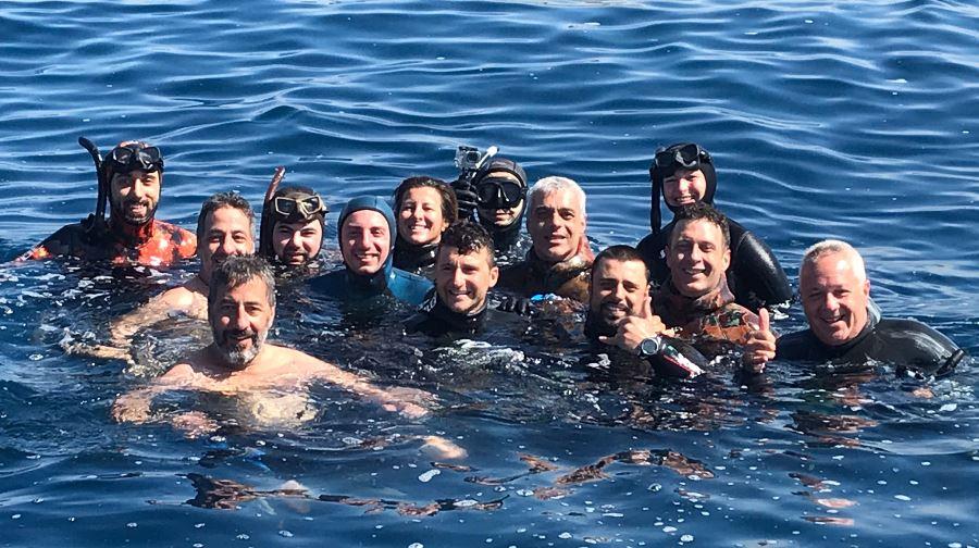 vincenzo ferri apnea record 2021