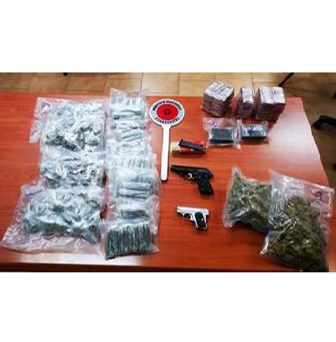 afragola droga armi