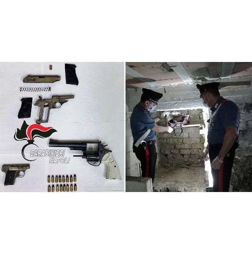 casalnuovo pistole