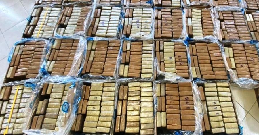 cocaina sequestro tonnellata