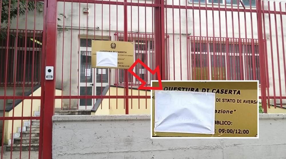 ufficio immigrazione chiuso