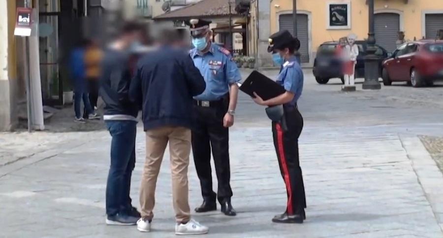 vibo carabinieri controllo